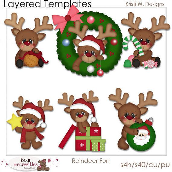 17 Best images about Christmas on Pinterest | Cutting files, Clip ...