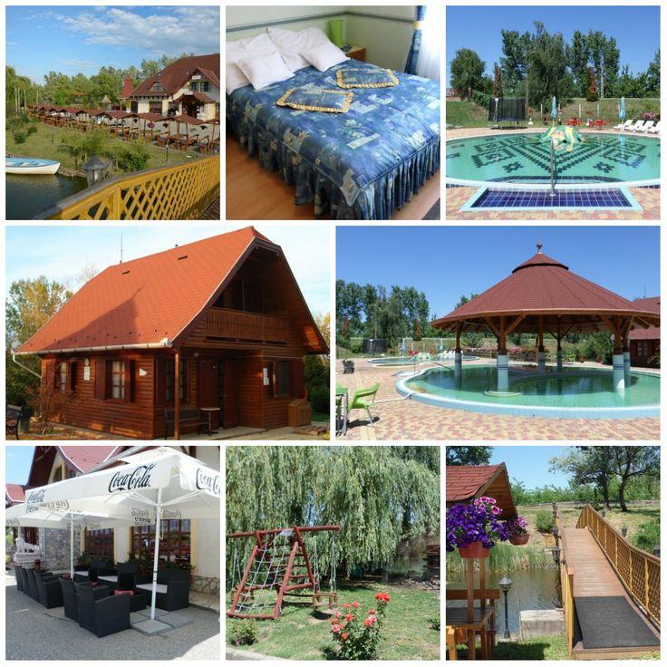 Fűzfa Hotel és Pihenőpark Poroszló    -  Csodás téli wellness napok  8.725 Ft/fő/éjtől!