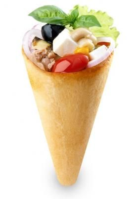Pizza cone is new food business