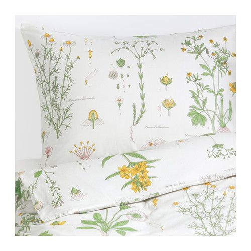 STRANDKRYPA Duvet cover and pillowcase(s) - Full/Queen (Double/Queen)  - IKEA $29.00 for full/Q