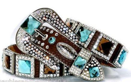 cowgirl belts | ... belt, wl-70, Rhinestone Belts & Western Belts, Women Fashion Belt