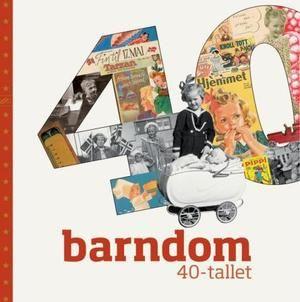 """""""Barndom - 40-tallet"""" av Jon Gunnar Arntzen"""