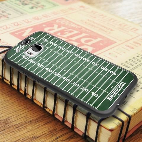 American Football Court HTC One M8 Case