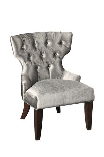 marilyn tufted chair accent your living room with this sleek tufted chair a must high back - High Back Living Room Chairs
