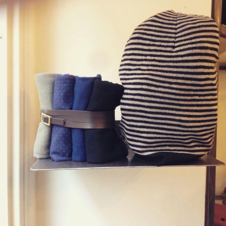 Cappellino rigato lana! Cappellino cotone felpato! #laltrastoria