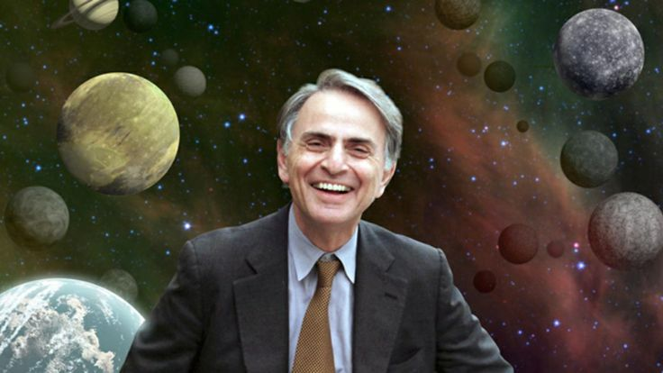 Carl Sagan | Bartleby