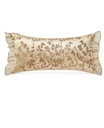 """Waterford Copeland 11"""" x 22"""" Decorative Pillow"""
