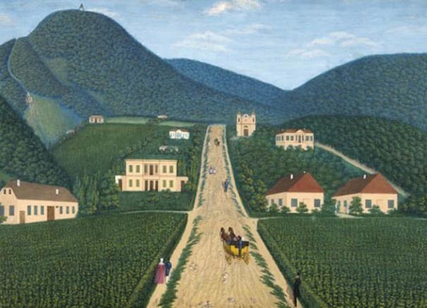 Ilyen volt a Budakeszi út 1846-ban. Múlt és jelen. (1.rész) | A MI kisvárosunk
