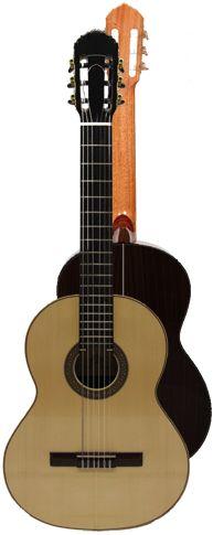 Ver Modelo B15 Guitarra Clásica del Constructor Francisco Bros, en el Blog de guitarra Artesana