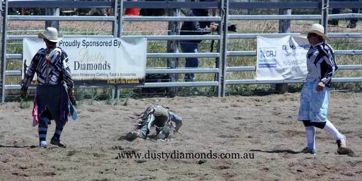 This cowboy is worshipping the ground that we hang our banners on! Lol Www.dustydiamonds.com.au