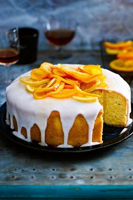 Luftig, saftig, zitronig! Jeder ist glücklich über diesen Kuchen. So toll kann ein …   – Backrezepte