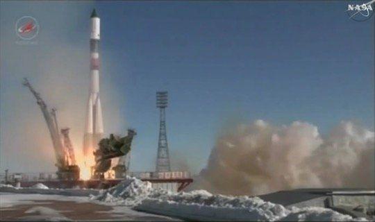 ISS補給船「プログレス MS-05」 ソユーズで打ち上げ成功 | sorae.jp : 宇宙(そら)へのポータルサイト