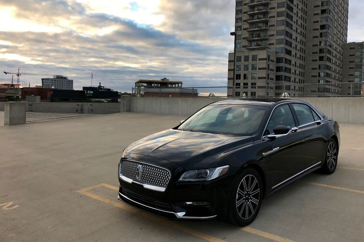 Quick Take: 2017 Lincoln Continental Reserve AWD