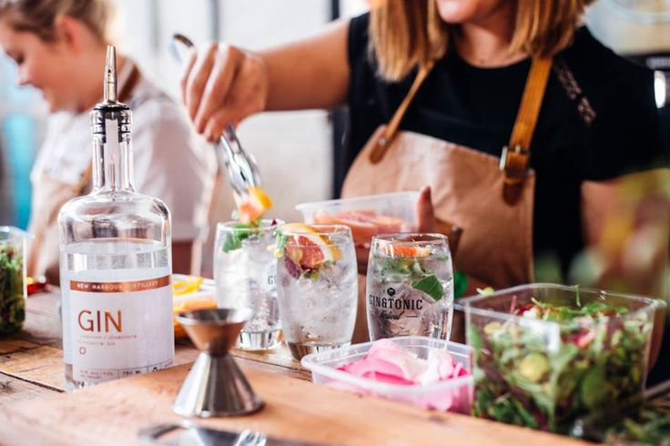 Win 1 of 5 double tickets to the Cape Town G&T Festival!