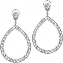 Bijuteria teilor: Cercei diamante