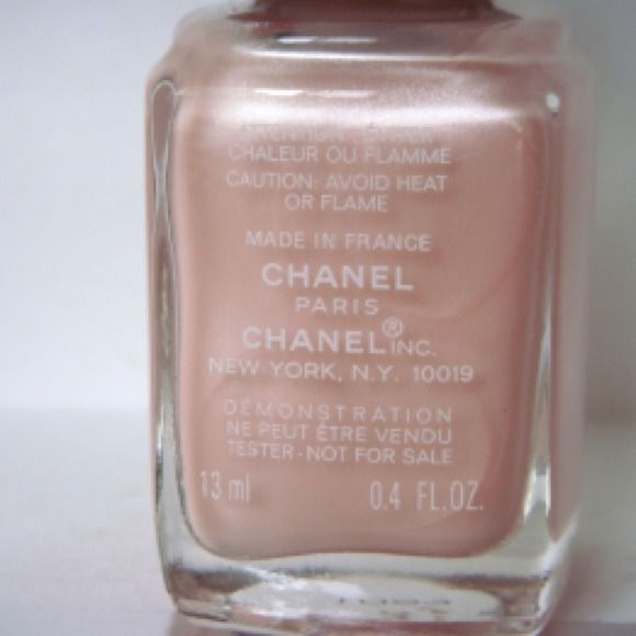 CHANEL Jewelry - REDUCED*Chanel rose baby nail polish