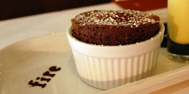 February 28 is...Chocolate Soufflé Day! Whoever is responsible for the monthly celebrations has to be a LOVER of chocolate. Why? Because we have already celebrated 5 days of chocolate in this month alone.