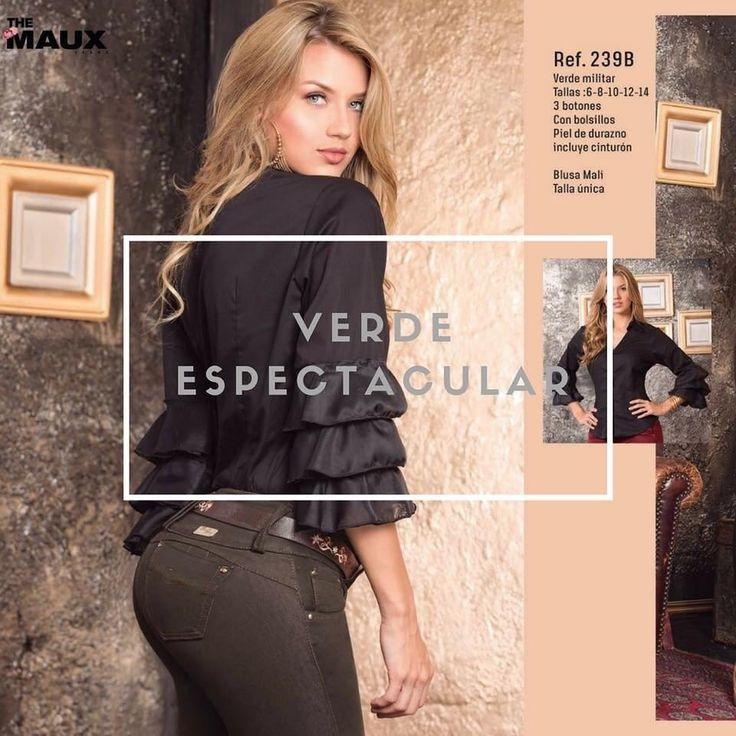 Siente hermosa todos los días con #TheMauxJeans. Blusas y #jeans que se ajustan a tu figura 💖👖💐  Instagram @TheMauxJeans  Twitter @MauxJeans  Pinterest #TheMauxJeans  Para más información, puedes contactarnos a nuestro Teléfono-whatsapp +57 311 287 77 98 www.THEMAUXJEANS.com  #CalidadGARANTIZADA #HormaÚNICA  CC Gran San (crr10 #9-37 Bogotá, Colombia) locales 1154-2289-2119  VENTAS AL POR MAYOR Y MENOR  #fashion #style #instafashion #instastyle #model #modeling #luxury #chic #streetstyle
