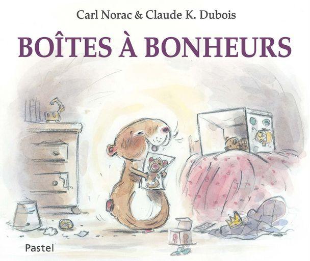 Boîtes à bonheur : Un livre pour capturer les grands et les petits bonheurs de la vie