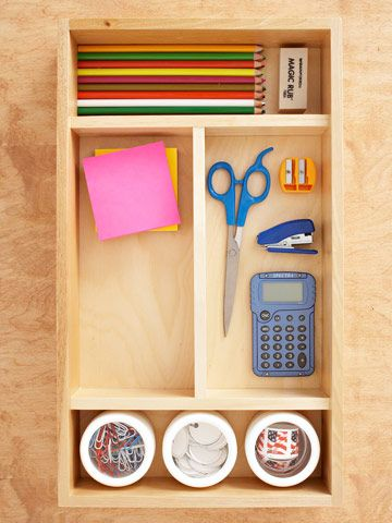 keeping your desk neat