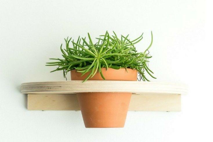 Créer une étagère pour vos plantes facilement !  #étagère #ikea #plante #TROFAST