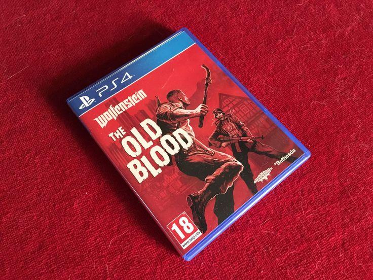 Wolfenstein The Old Blood est un DLC de Wolfenstein The New Order. Le jeu est sorti en version stand alone en boite, et le moins que l';on puisse dire, c'est que l'on ne se fout pas de nous !