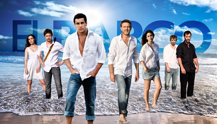 Very interesting seria. Full of excitement, mystery and tension. it's similar to a Lost, but much better. MUST WATCH! :)  #elbarco