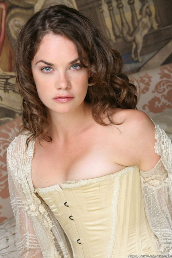 Ruth WIlson, a brilliant actress best known as the villainous Alice Morgan on BBC's Luther...