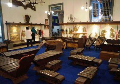 Radya Pustaka museum in Surakarta