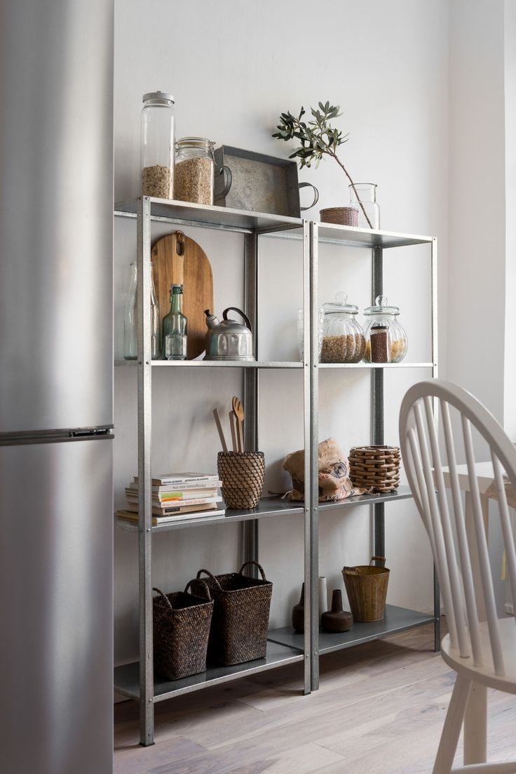 Ikea 'Hyllis' shelves