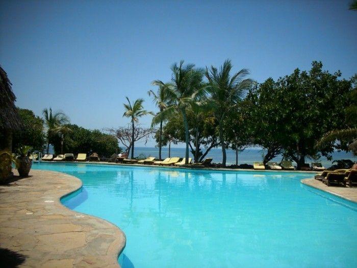 25+ Best Ideas About Garten Mit Pool On Pinterest | Schwimmteich ... Pool Im Garten Losungen Budget