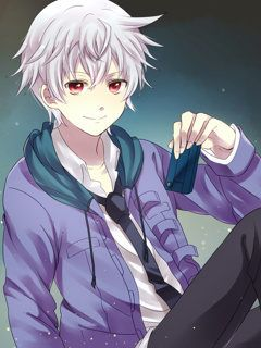 No matter how much shit I talked about Akise Aru in the past, I grew to love this boy really-really-really much. And his little convo with Deus was EPIC. When Yuki killed his friends and Yuno went totally batshit insane (though I still love her) this guy was the real protagonist, to his last moment. Salute, Akise-san.