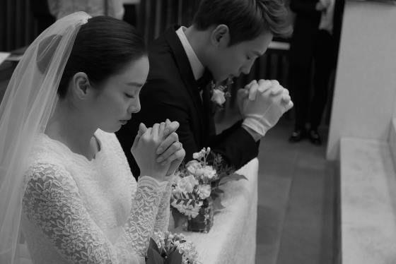 Kim Tae Hee and Rain 01/19/17