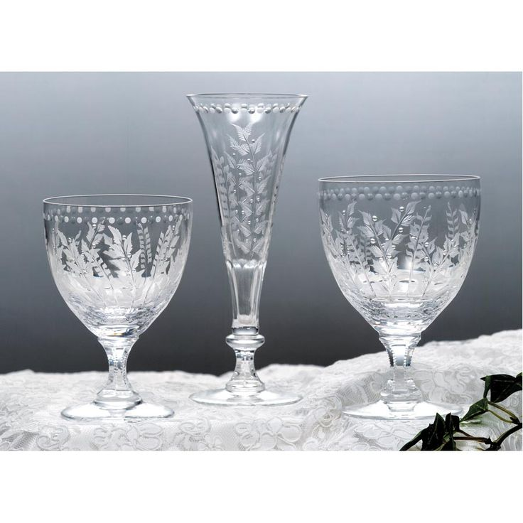 17 best images about crystal on pinterest ralph lauren for William yeoward crystal patterns