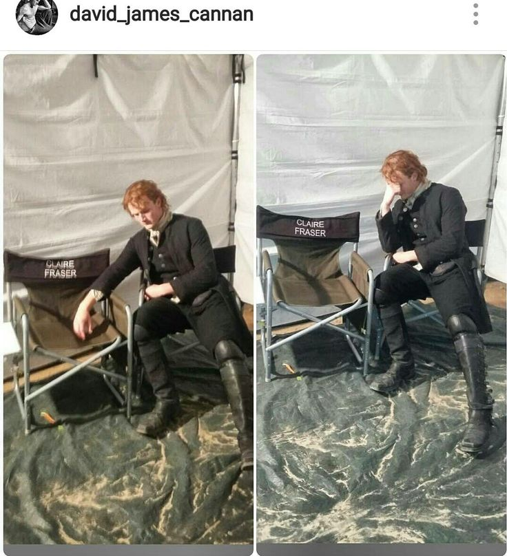 Sam, not Sam.  Stand-in stands (sits) by!