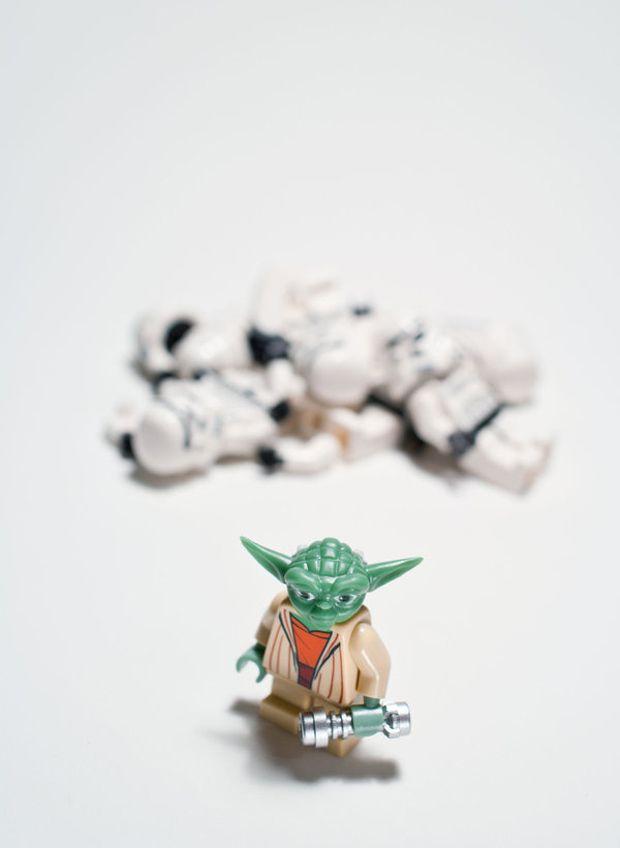LEGO : Les personnages de Star Wars comme vous ne les avez jamais vus !  
