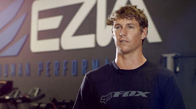 EZIA Surf Training with Ian Walsh