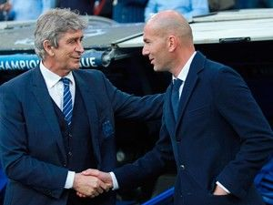 "Zinedine Zidane predicts ""perfectly even"" Champions League final #ChampionsLeague #RealMadrid #Football"