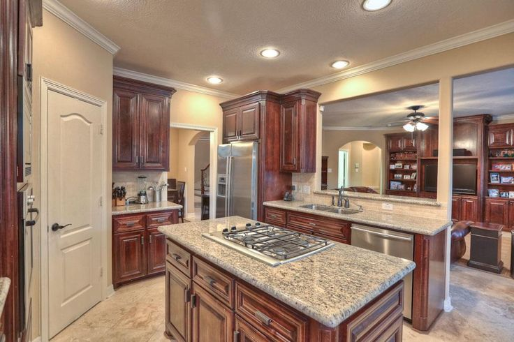 14 Best Photos Of Kitchen Island With Stove In The Middle Kitchen Island With Range And Ove Island With Stove Custom Kitchen Island Kitchen Island With Stove