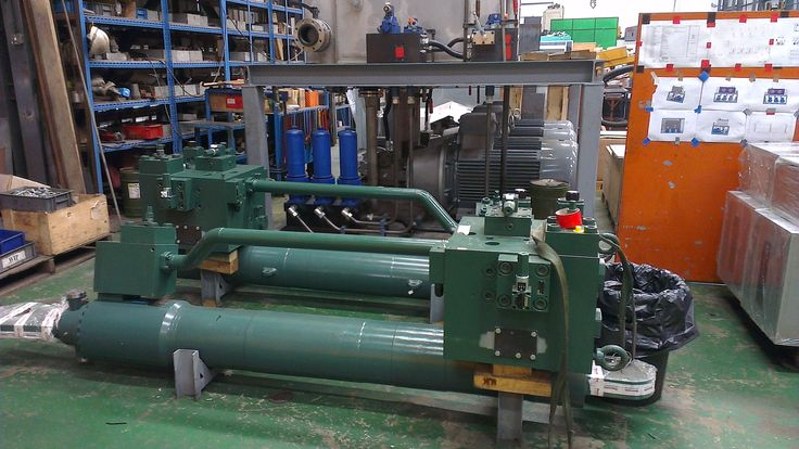 servicing of hydraulic cylinder #hydraulic