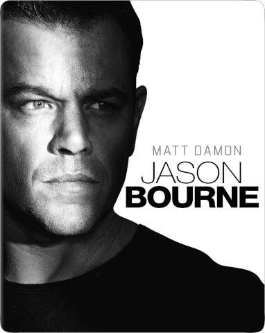 Jason Bourne - Limited Edition Steelbook