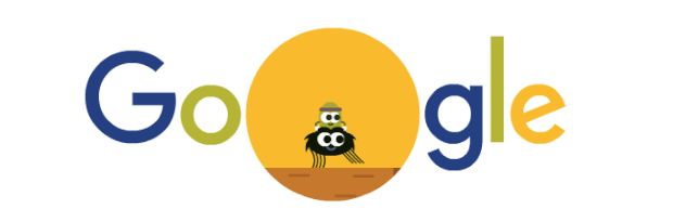 Grape goes for gold in Google's 2016 Fruit Doodle Games     - CNET  This grape rides a spider in Googles latest Doodle for its Fruit Games event.                                              Google                                          Grape is getting its game on for Google on Sunday.  As part of the search giants third day of the 2016 Doodle Fruit Games the delicious berry is showing off its show jumping prowess in an interactive game added to the Google app on iOS and Android. The game…