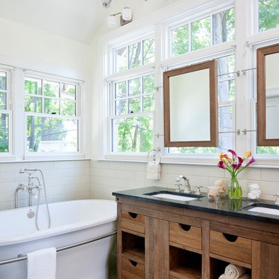 Bathroom Mirror In Front Of Window 27 best b. layered bath mirrors images on pinterest | bathroom