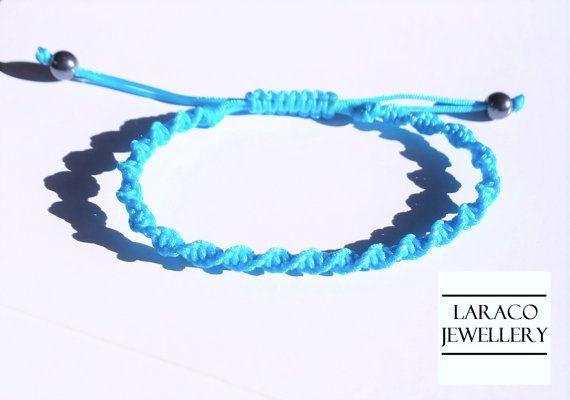 Laraco Jewellery  Spiral Staircase Knot Macrame by LaracoJewellery