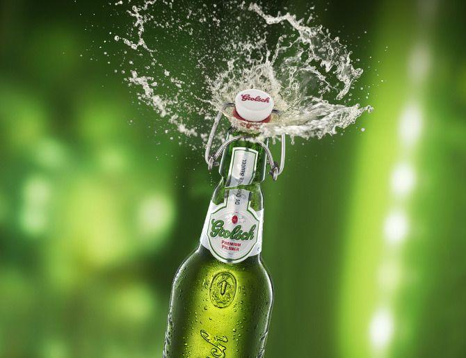 Ahora podés disfrutar #cerveza #Grolsch con espaciovino!