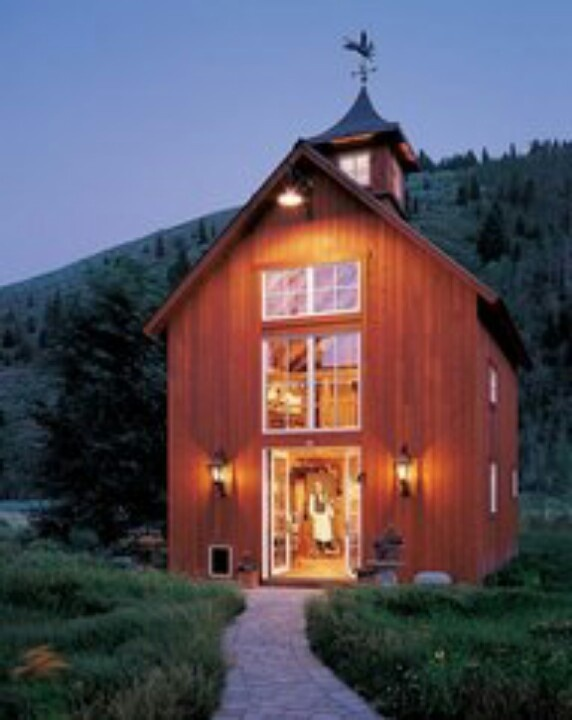 Barn Turned Into Home Barn Homes Pinterest