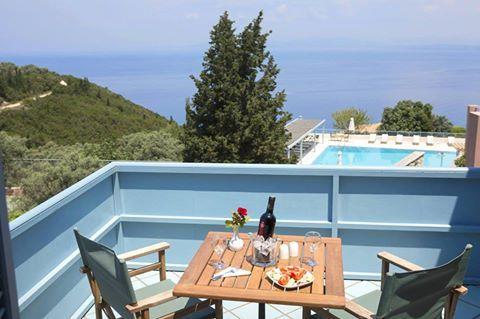 The relaxing atmosphere of Mira Resort Maisonettes