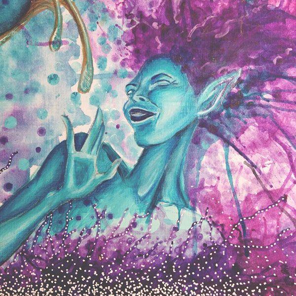 Fairy Illustrations on Behance
