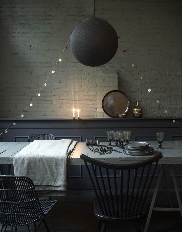 interior inspiration | dinner | via @vtwonen