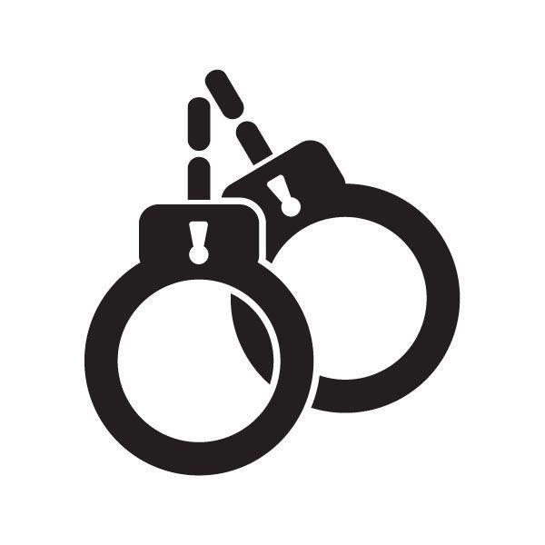 Handcuff Silhouette Clip Art Handcuffs Clipart Best Clip Art Art Silhouette Clip Art